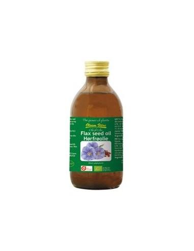 Oil of life ren hørfrø 250 ml.