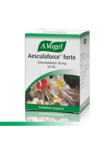 Aesculaforce forte, A. Vogel 30 kaplser.