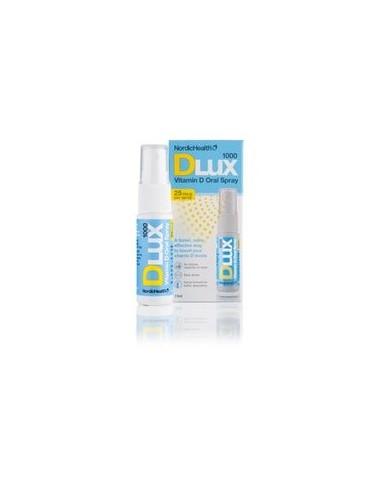 DLUX 3000 D-VITAMINSPRAY 25 mcg vitamin D