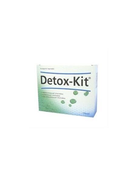 Detox-Kit 3x30 ml udrensningskur BioVita