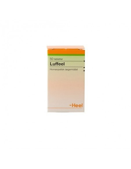 Luffeel tabletter - BioVita