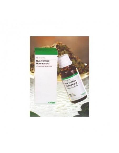 Nux vomica-homaccord - BioVita