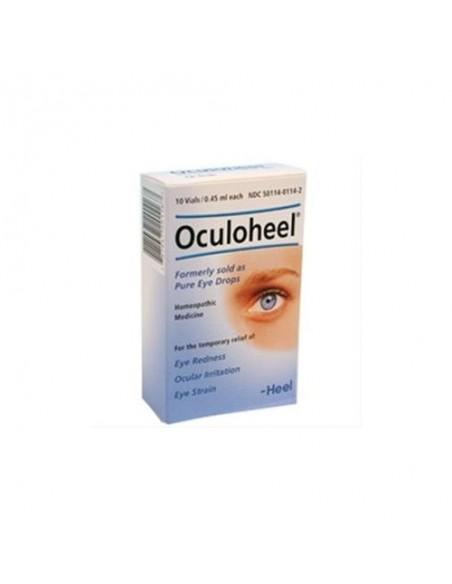 Oculoheel øjendråber - BioVita