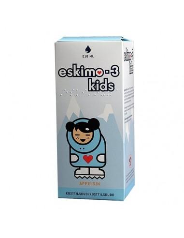 Eskimo-3 Kids m. appelsin smag