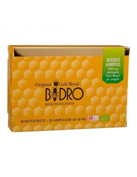 Bidro ampul 10 ml Økologisk - Bidro