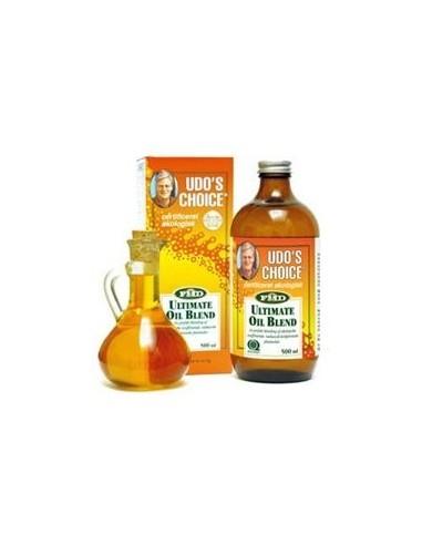 Udos Choise 500 ml olie