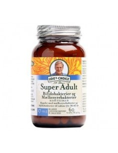 Udos choise Super Adult 60 stk.