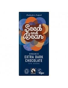 Moerk chokolade 72 Seed & Bean