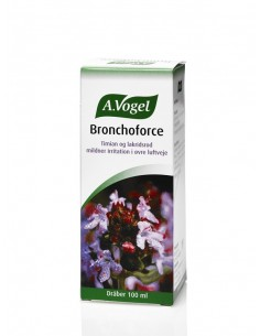 Bronchoforce  A. vogel 100 ml. (Bronchosan)