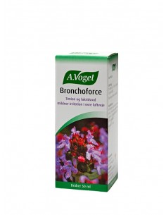 Bronchoforce  A. vogel 50 ml. (Bronchosan)