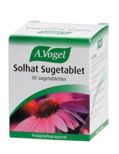 Solhat sugetabletter 30  stk, A. Vogel