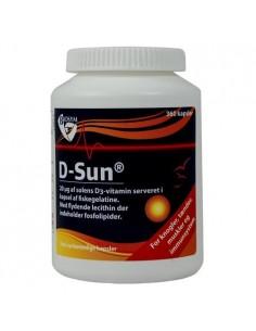 D-Sun 20 mcg D-vitamin