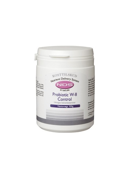 Probiotic W-8 Control - NDS