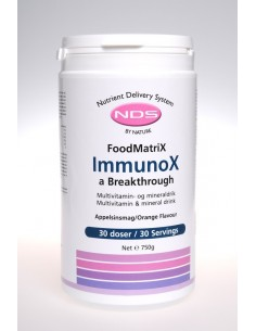 ImmunoX a Breakthrough - NDS