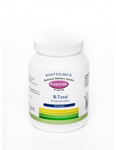 B-Total Vitamin - 90 tab - NDS