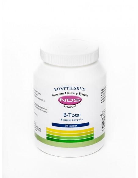 B-Total Vitamin - 90 tab - NDS