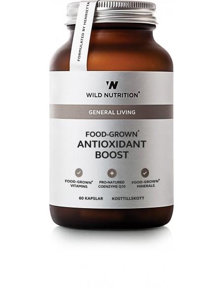 Food-Grown Antioxidant Boost 60 kaplser- Wild Nutrition
