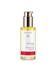 Dr. Hauschka Rose Body Oil 100 ml.