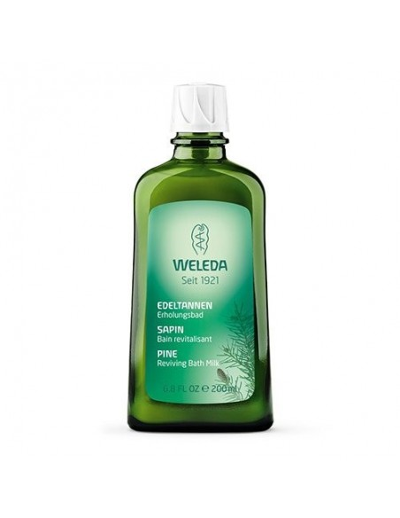 Bath Milk Pine Reviving Weleda