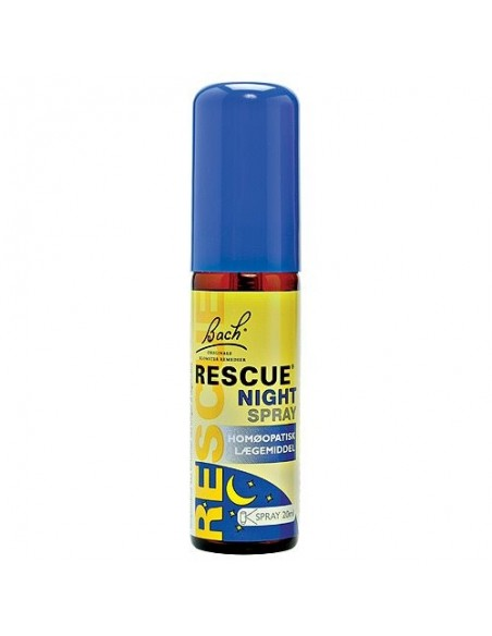 Bach Rescue Night Spray