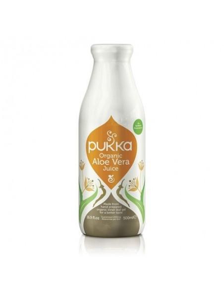 Aloe vera juice 0,5 Liter - Pukka