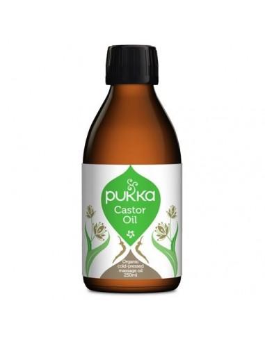 Castor oil  (Amerikansk olie) Pukka