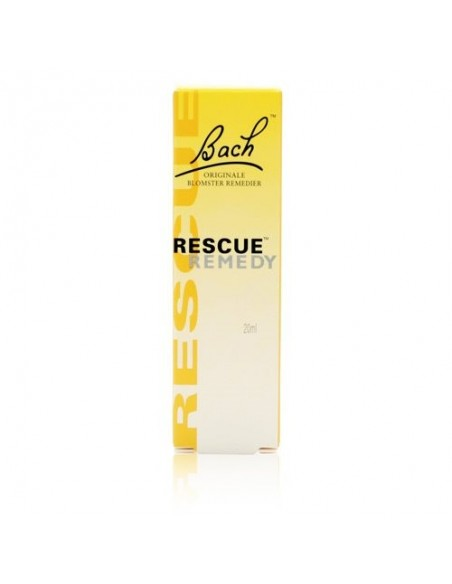 Bach Rescue Remedy dråber 20 mL