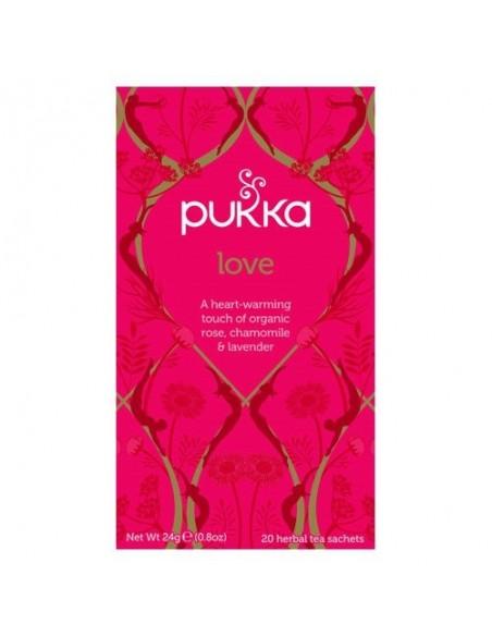 Love te - Pukka
