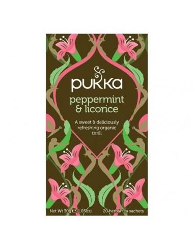 Elegant English Breakfast te - Pukka