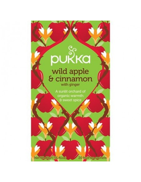 Wild apple te - Pukka