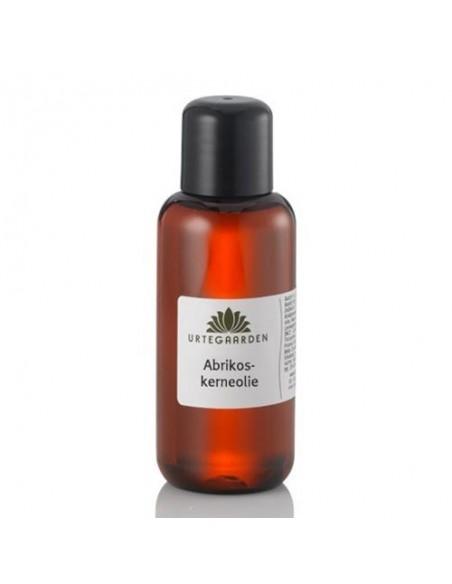 Abrikokserneolie  Urtegaarden 100 ml.