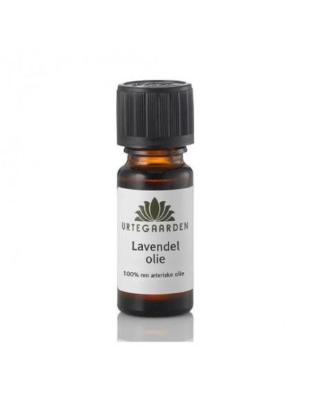 Lavendelolie - Urtegaarden 10 ml.