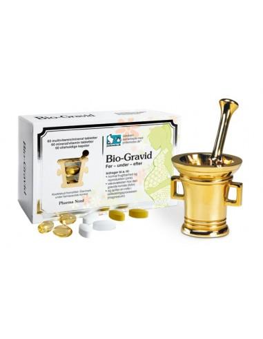 Bio-Gravid Pharma Nord 3x60 kapsler