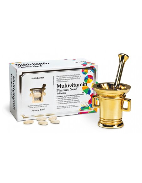 Multivitamin Pharma Nord 150 tab.