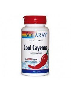 Solary Cool Cayenne 300 mg.