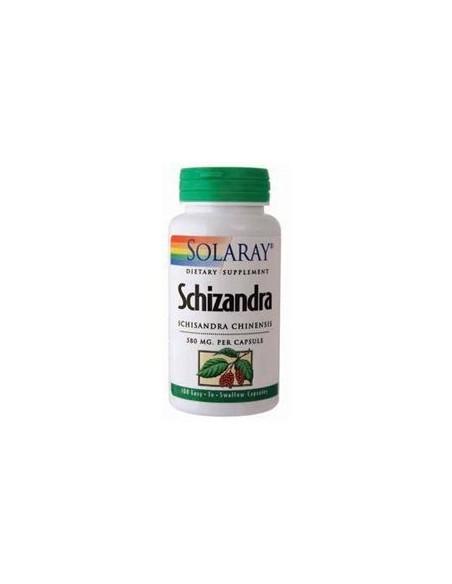 Solaray Schizandra 100 kap.