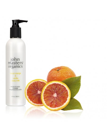 John Masters Body Lotion Blood Orange vanilla 236 ml.