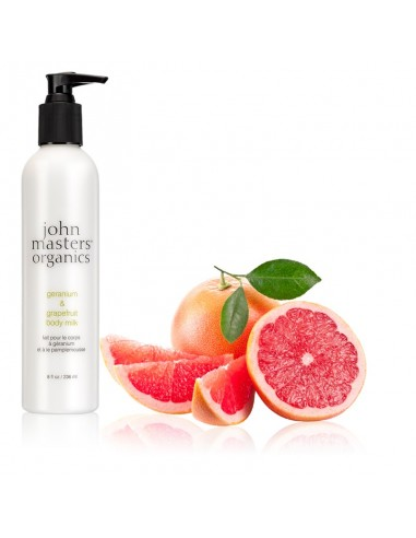 John Masters Geranium & Grapefruit Body Milk 236 ml