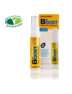 BOOST B12-VITAMINSPRAY Nordic Health