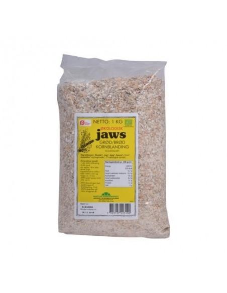 Jaws grød, brød kornblanding Øko  - Natur Drogeriet