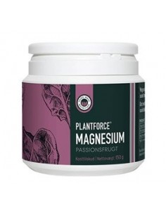 Magnesium passionsfrugt Plantforce 150 g