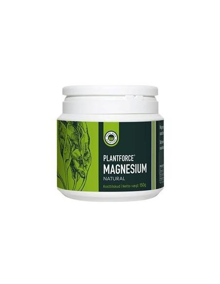 Magnesium Neutral Plantforce 150 g