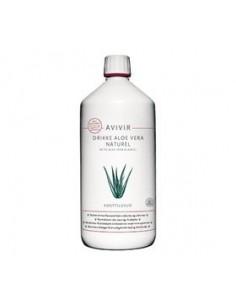 AVIVIR Aloe Vera Drikke naturel 1 liter
