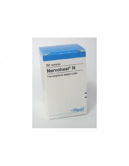 Nervoheel  50 tabletter Heel-BioVita