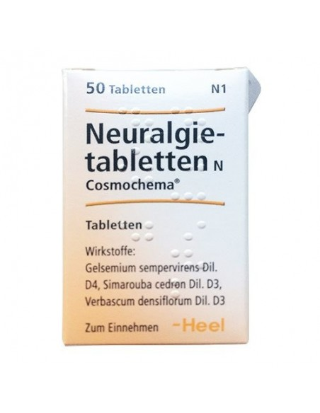 Neuralgietabletten - BioVita