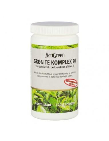 Grøn Te komplex 70 ActiGreen