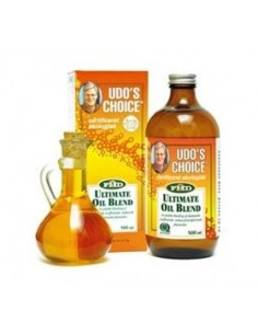 Udo's Oil Omega 3-6-9 Klassiker fra Udo's Choice 500 ml