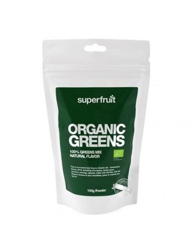 Organic greens pulvermix Superfruit