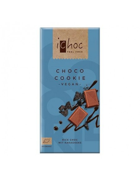 Ichok choco cookie Økologisk