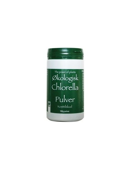 Chlorella Pulver Din Sundhed